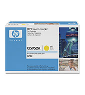 HP Q5952A Toner 643A pro CLJ 4700, (10 000str), Yellow
